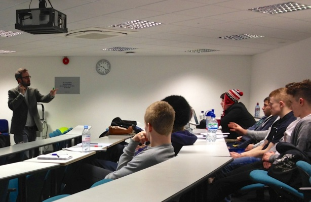 Guest Lecture Sport Mkt
